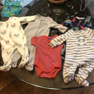 3-6 months carters baby boys clothing